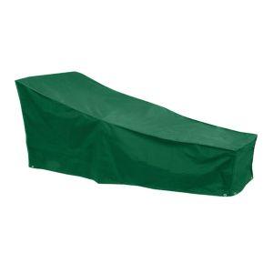 Green Premium Sun Lounger Cover