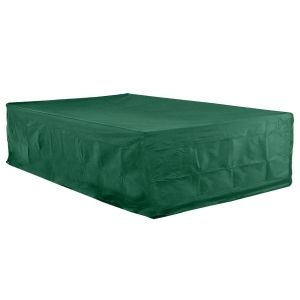 Medium All-in-One Sofa Dining Cover for Lounge or Corner in Green