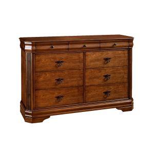 Plymouth Dresser in Deep Walnut