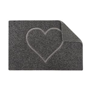 Heart Outdoor Embossed Doormat Various Sizes