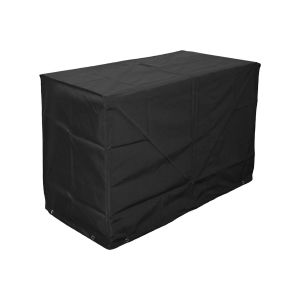 Universal 4 Burner BBQ Cover in Black