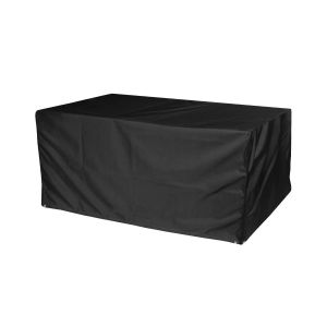 Sofa Dining Rectangular Table Cover in Black