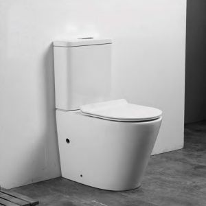 Rosario Close-Coupled Toilet