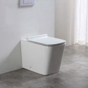 Oran Back-to-Wall Toilet