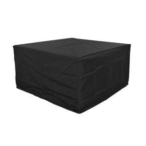 Black Premium 8 Seater Cube Set Cover