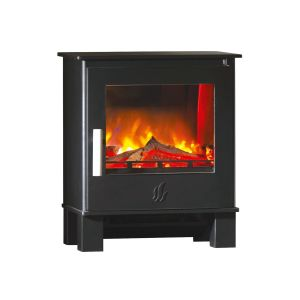 Malvern 2kw Holographic Electric Stove in Black