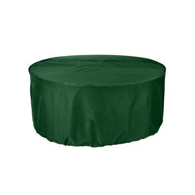 Green Premium 4-6 Seater Large Circular Patio Set Cover