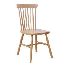 Windsor Oak Spindle Back Dining Chair (Set of 2)
