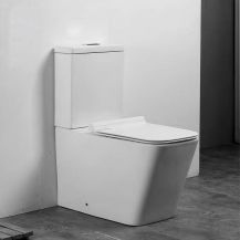 Medellin Close-Coupled Toilet
