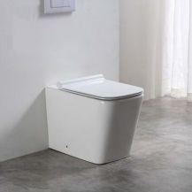 Oran Back-to-Wall Toilet