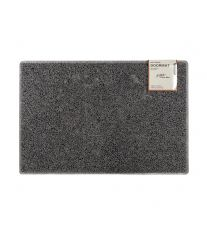 Plain Large Doormat in Grey