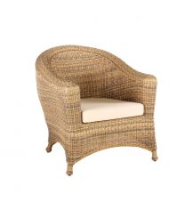 Bahama Rattan Arm Chair in 4 Seasons